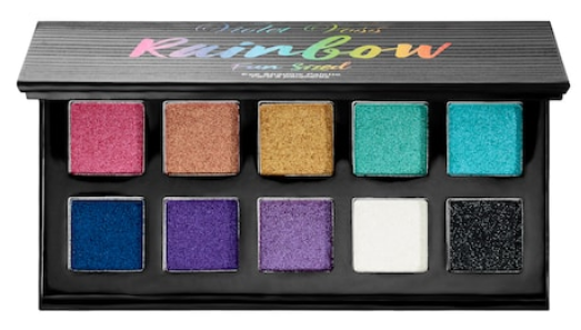 Fun Sized Mini Eyeshadow Palette Violet Voss Sephora