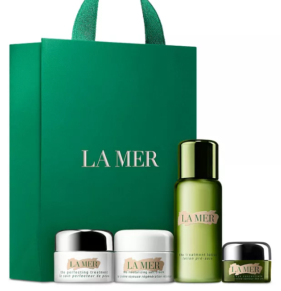 La Mer Gift with any  300 La Mer purchase    Bloomingdale s.png