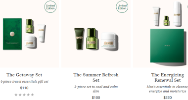 La Mer sets Official Site