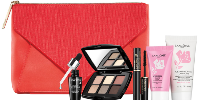 Lancome Yours with any 100 Lancome Purchase Neiman Marcus