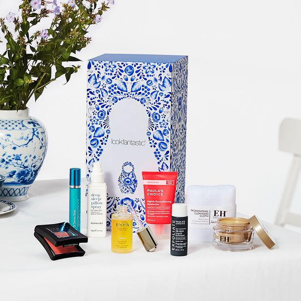 lookfantastic Russian Doll beauty box june 2019 icangwp blogjpg