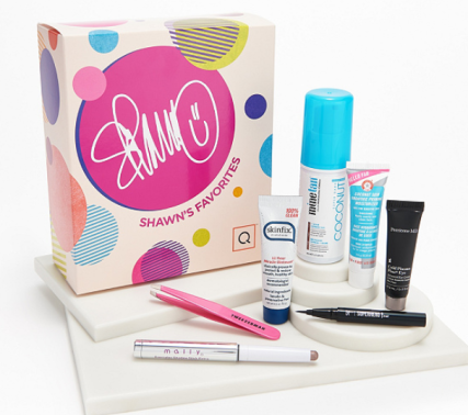 QVC Beauty Shawn s Favorites 7 Piece Sample Collection icangwp blog