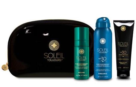 Soleil Toujours La Vie Soleil Sun Essentials Kit bluemercury icangwp