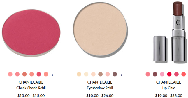 Space NK sale chantecaille icangwp blog