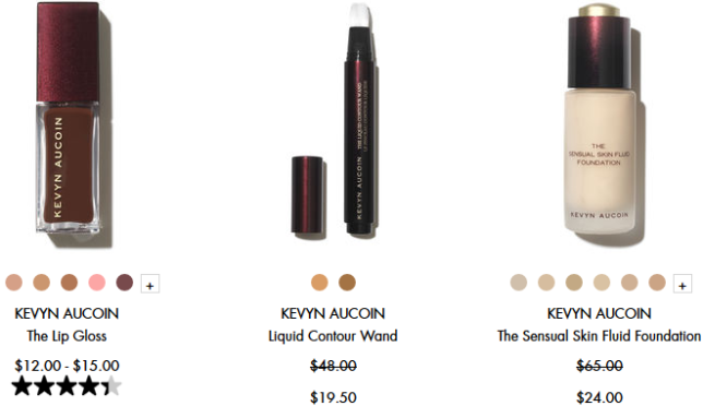 Space NK sale kevyn aucoin icangwp beauty blog