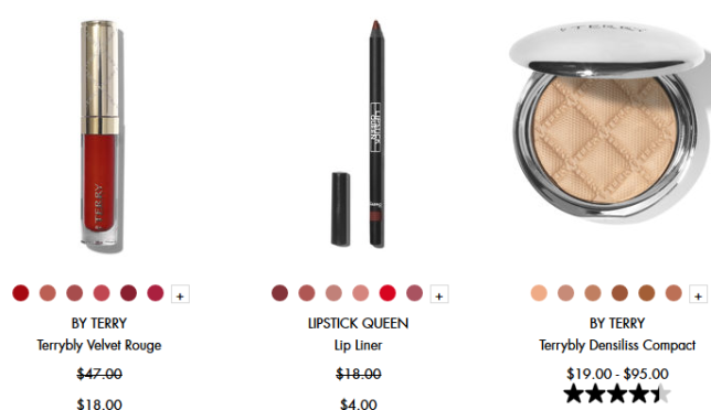 Space NK sale usa icangwp beauty blog 1