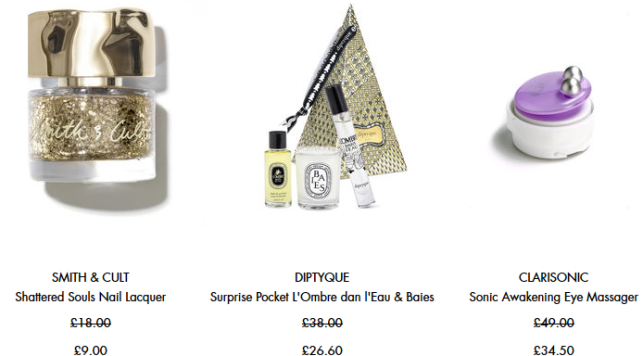 Space NK uk selfish mother sale icangwp beauty blog 4