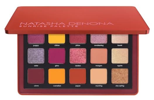 Sunrise Eyeshadow Palette Natasha Denona Sephora