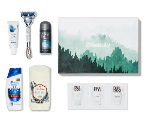 Target Beauty Box™ June Men s Target