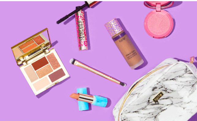Tarte Cosmetics Makeup Skincare Beauty Products