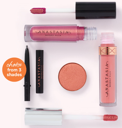 ulta beauty break anastasia icangpw blog