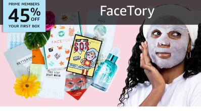 Amazon beauty Box facetory icangwp blog