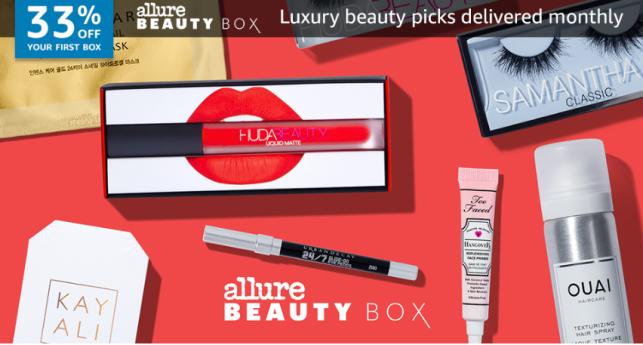 Amazon beauty Box icangwp blog