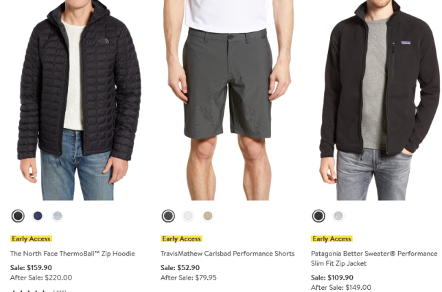 Anniversary Sale for Men Nordstrom icangwp blog