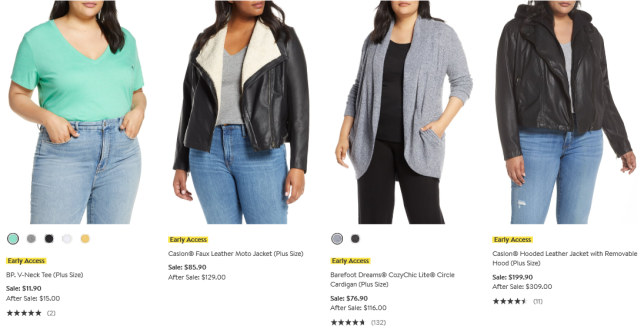 Anniversary Sale Plus Size Clothing Nordstrom icangwp blog