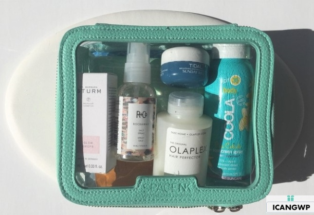 Best Of Space NK The Summer Edit review icangwp beauty blog