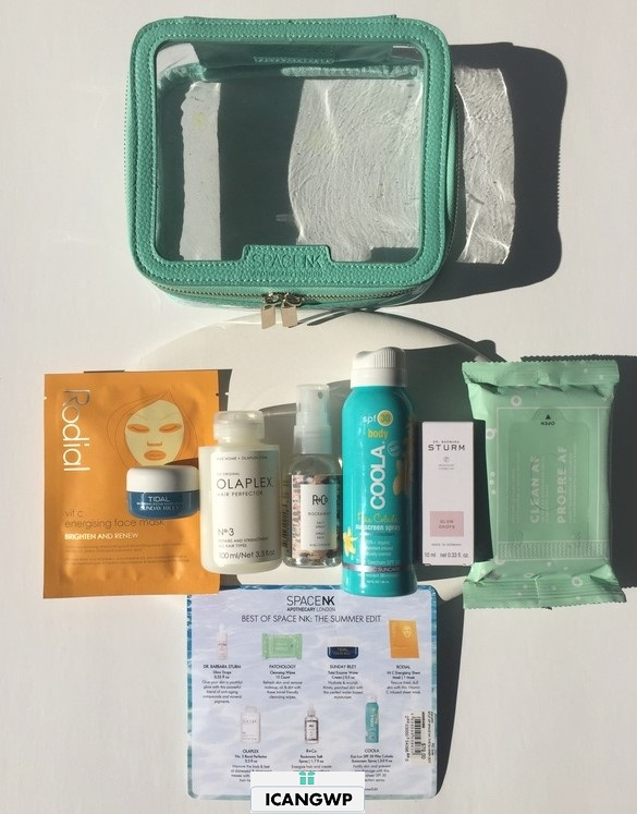 Best Of Space NK The Summer Edit review icangwp blog