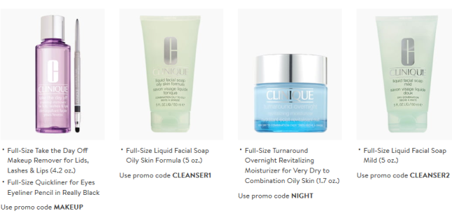 clinique Gift with Purchase coupon Nordstrom anniversary sale 2019 icangpw blog early access