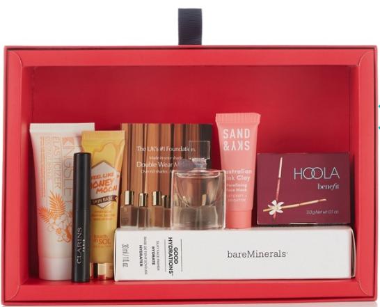 Debenhams Beauty Summer Essentials Box Debenhams