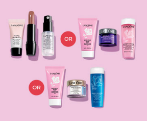 lancome gift with purchase at Dillard s icangwp beauty blog