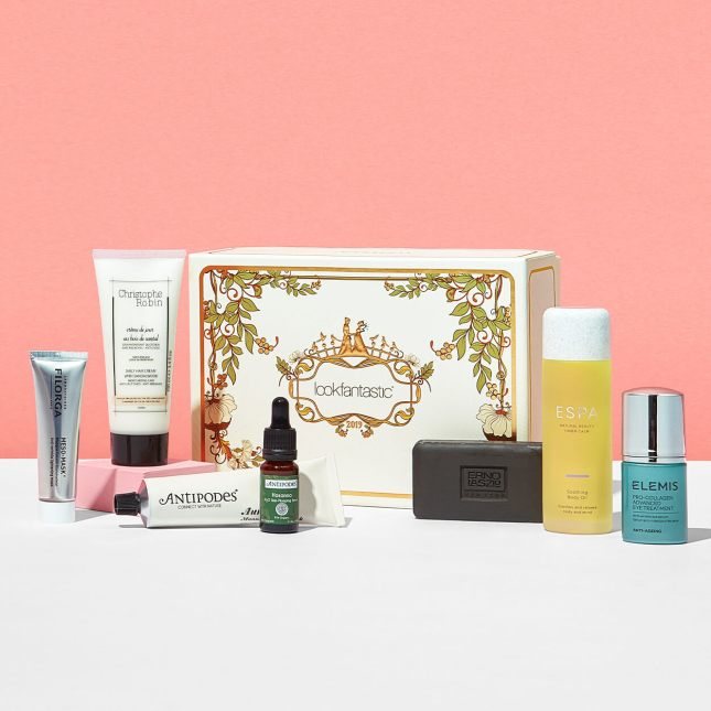 lookfantastic qixi limited edition beauty box icangwp beauty blog july 2019