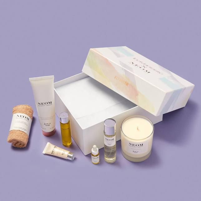 lookfantastic x NEOM Organics Limited Edition Beauty Box icangwp