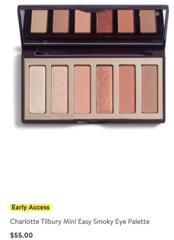 Nordstrom anniversary sale 2019 beauty exclusive chalotte tilbury palette icangwp blog