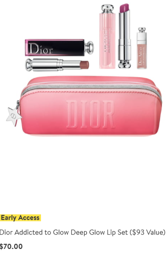 Nordstrom anniversary sale 2019 beauty exclusive dior icangwp blog
