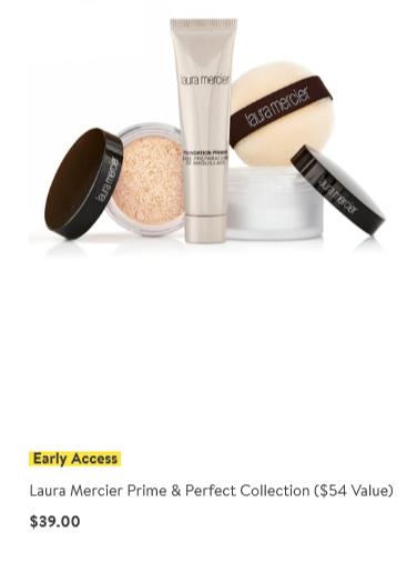 Nordstrom anniversary sale 2019 beauty exclusive laura mercier icangwp blog