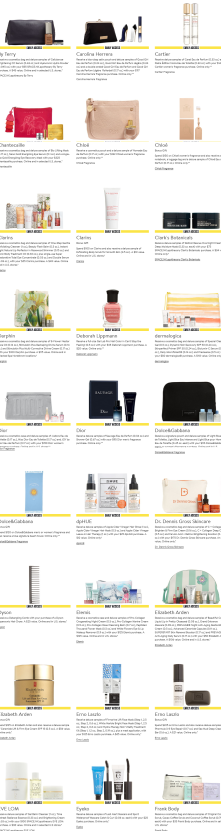 Nordstrom anniversary sale 2019 beauty gift with purchase c to e icangwp blog early access july 2019