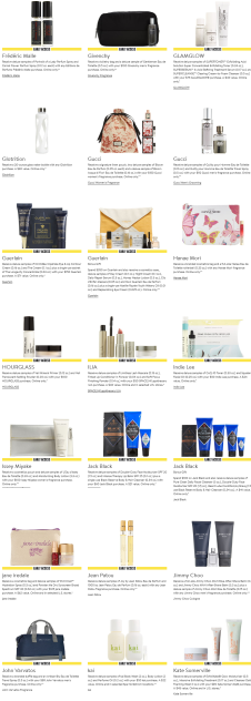Nordstrom anniversary sale 2019 beauty gift with purchase g to m icangwp blog early access july 2019 (2)