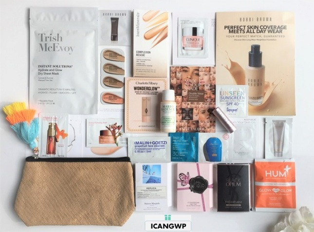 nordstrom beauty haul by icangwp blog 22pc w 125