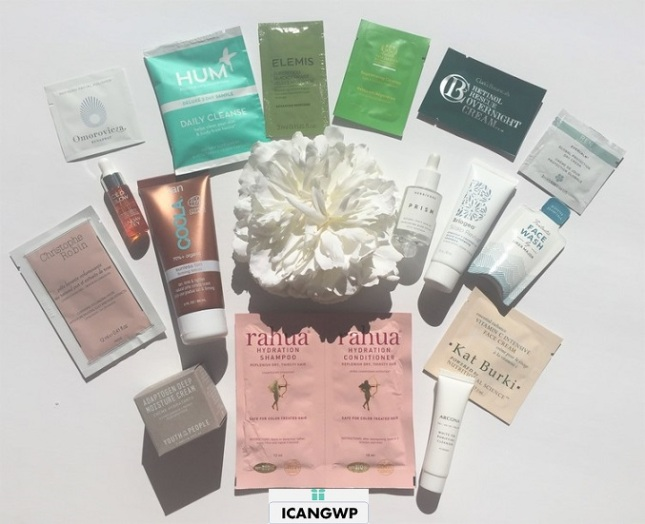 nordstrom beauty haul unboxing by icangwp blog 16pc w 75 natural