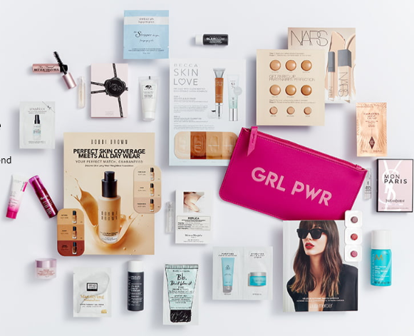Nordstrom Gift with Purchase 22pc w 75 icangwp blog july 2019