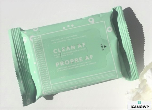 Patchology Clean AF Wipes review by icangwp blog space nk