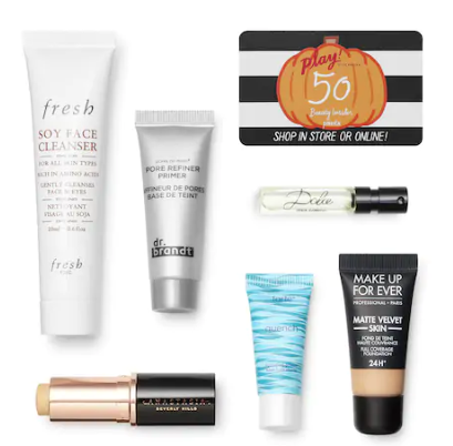PLAY by Sephora Scary Good Beauty Foundations PLAY by SEPHORA Sephora