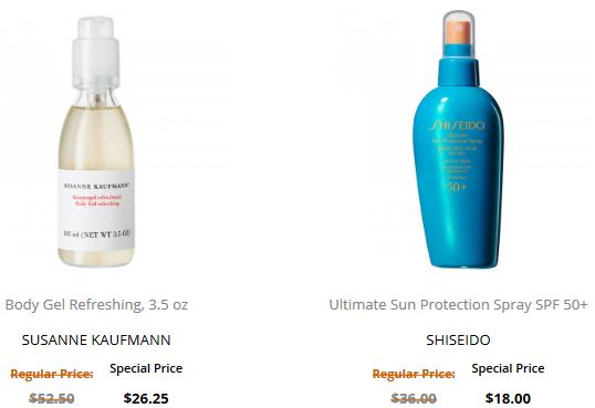 shiseido Sale Cos Bar icangwp blog