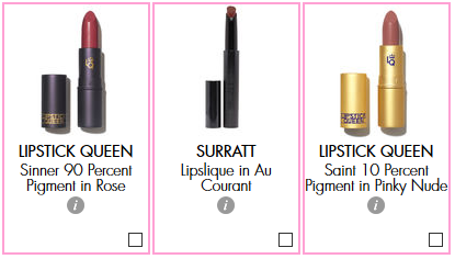 Space NK national lipstick day icangwp beauty blog 3