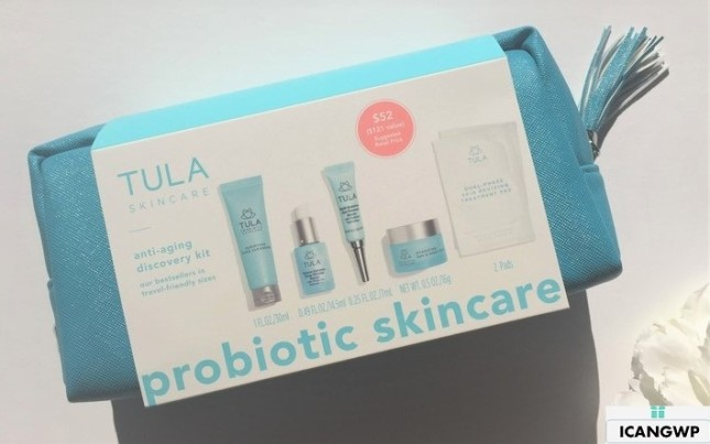 tula anti aging discovery kit unboxing by icangwp blog