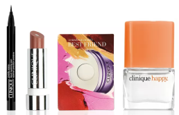 Clinique Gift with any 45 Clinique beauty purchase Bloomingdale s