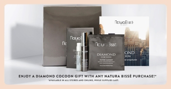 cos bar natura bisse gift with purchase icangwp blog