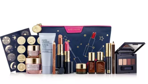 Estée Lauder Choose your FREE 7 Pc. gift with any  37.50 Estée Lauder purchase  Up to  165 Value     Reviews   Gifts with Purchase   Beauty   Macys icangwp.png