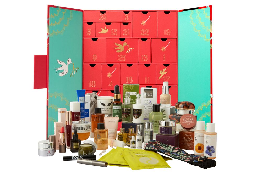 fortnum and mason advent calendar 2019 icangwp beauty blog