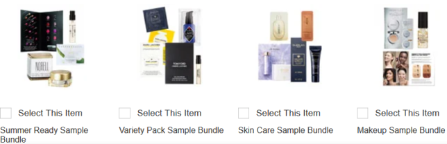 Free shipping. Even faster for InCircle at Neiman Marcus free samples at checkout