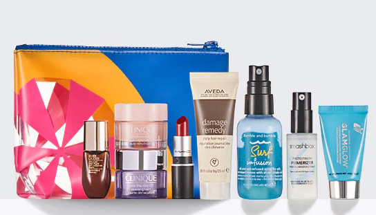 Holiday Heroes Beauty Box Estee Lauder icangwp blog
