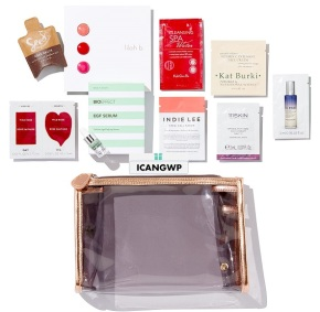 neiman marcus trending beauty bag with samples icangwp blog aug 2019