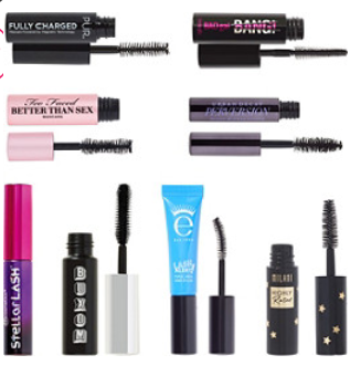 Online Only Online Only Diamond and Platinum Exclusive FREE 8 Piece Mascara Sampler with any 40 Makeup purchase Ulta Beauty icangwp beauty blog