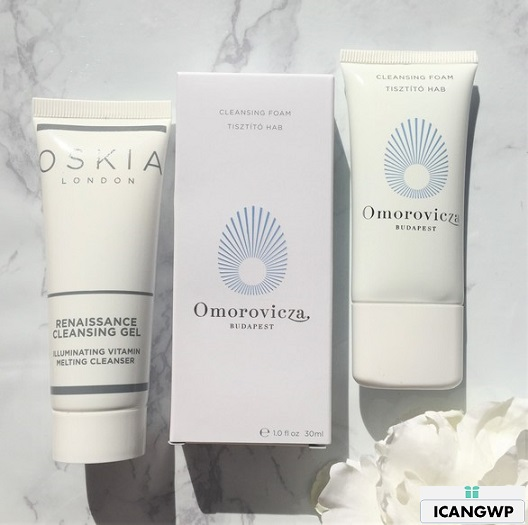 oskia cleanser review icangpw beauty blog
