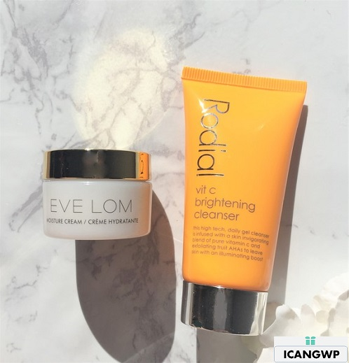 rodial vit c cleanser review icangpw beauty blog