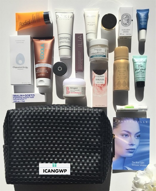 Space NK Essentials Gift with Purchase review icangpw blog 2019